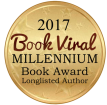 2017 Longlisted Author Medallion